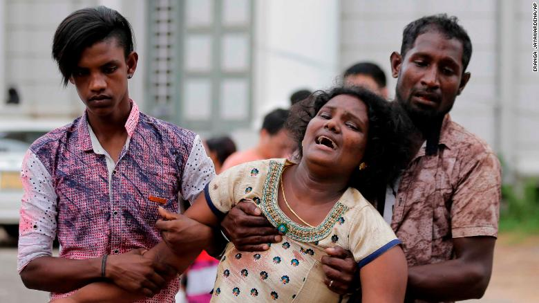 Easter Melancholy In Srilanka