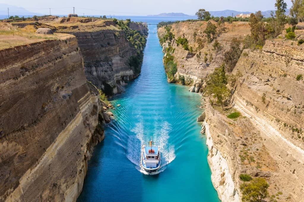 Things to do in Greece and Turkey
