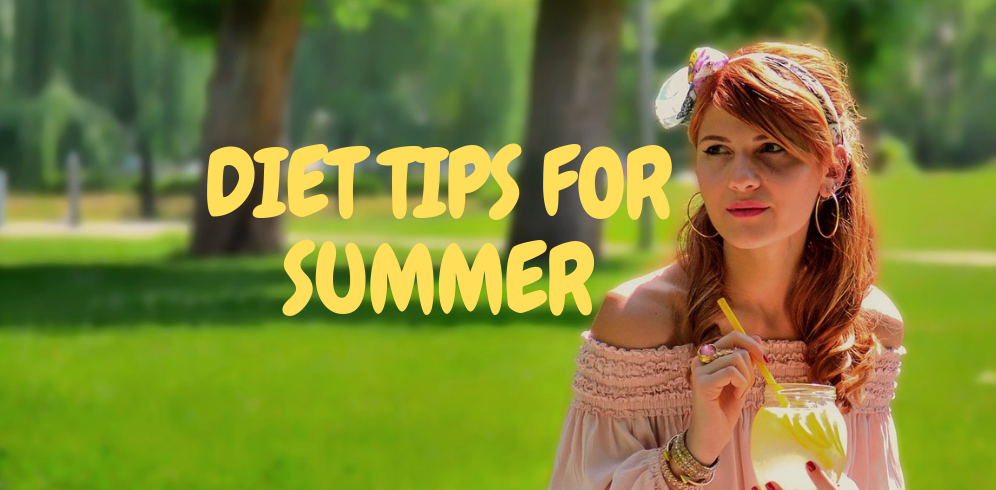 Essential Diet Tips for a Healthy and Happy Summer