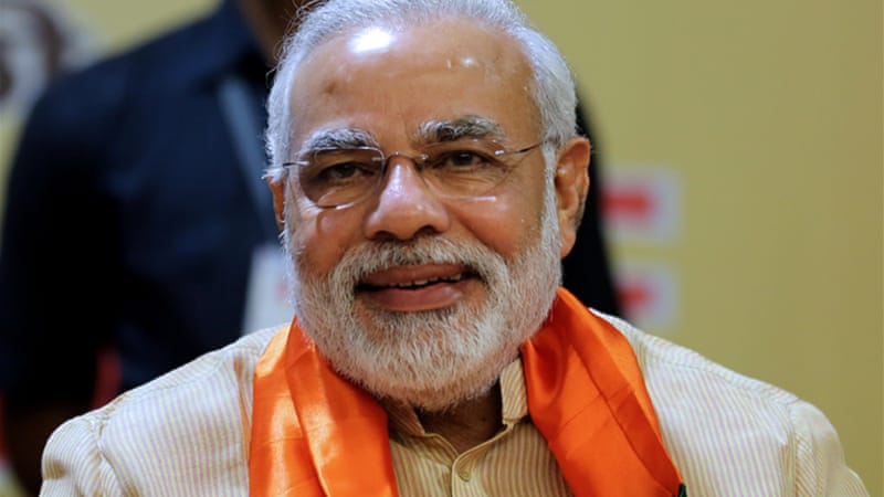 Narendra Modi - The Journey of a  Common Man to become the Prime Minister of India - latestworldtrends.com