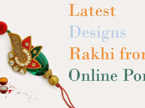 Latest designs Rakhi from online portal - latestworldtrends.com