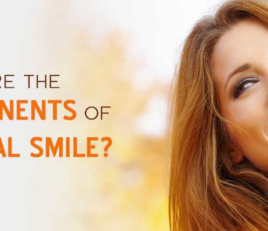 WHAT ARE THE COMPONENTS OF AN IDEAL SMILE?