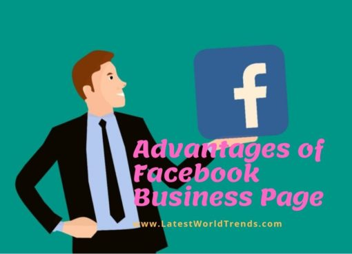 What are the advantages of facebook business page?