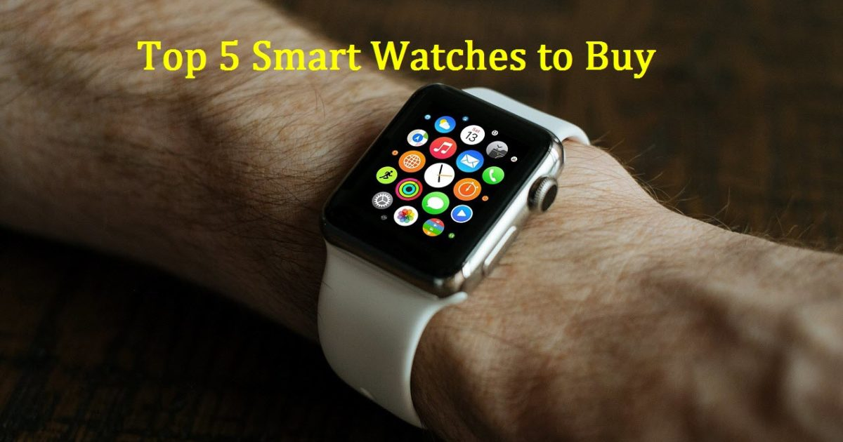Top 5 Standalone Smart Watches to Buy - latestworldtrends.com