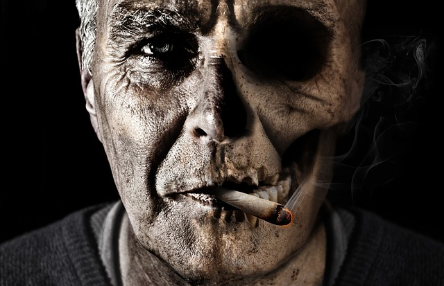 smoking effects pictures