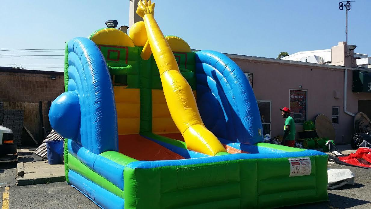 INFLATABLE GAMES FOR KIDS AND ADULTS ALIKE
