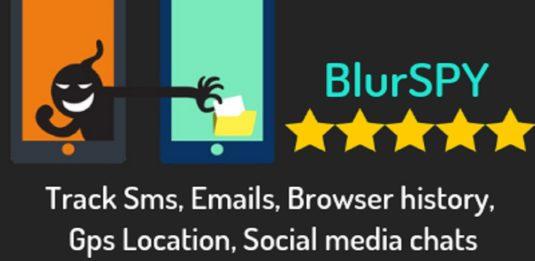 How To Use Mobile Spy App? BlurSPY